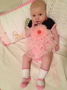Beyond Organic Tips from Baby in Pink Tutu