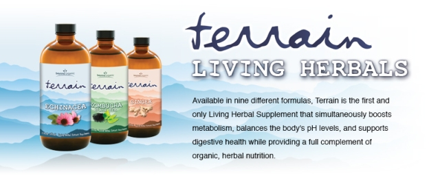 Beyond Organic Terrain Herbal Supplements