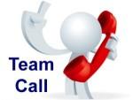 team huddle call