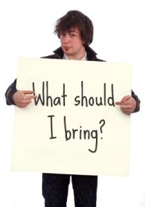 what should i bring